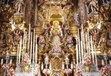 Altar Mayor. Quinario 2019